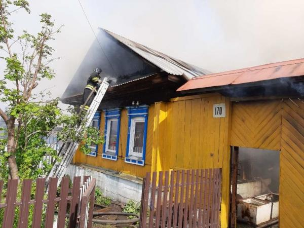 Неисправность печи стала причиной 2 пожаров - Южноуралец - Газета